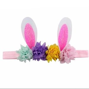 Other - Boutique Baby Girls Easter Bunny Ears Headband